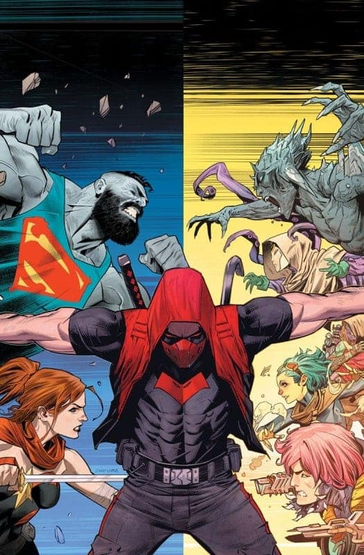 DC December Solicits Red Hood Outlaw #41