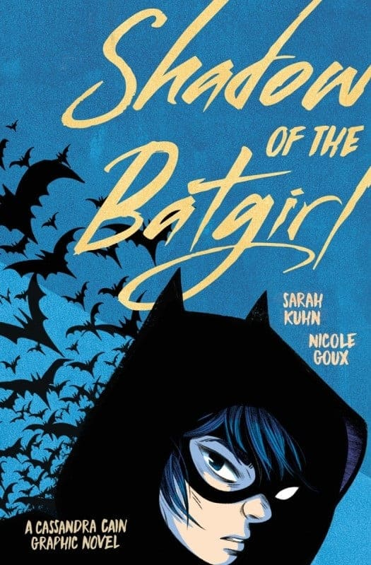 DC December Solicits Shadow of the Batgirl