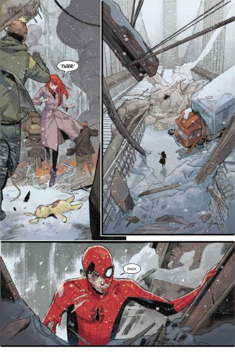 Spider-Man #1 page 4