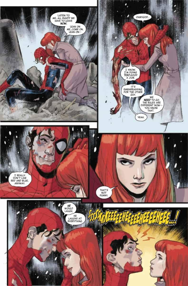 Spider-Man #1 page 5