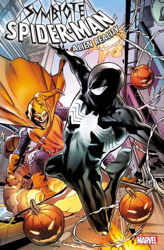 Marvel December Solicits Sym Spidey