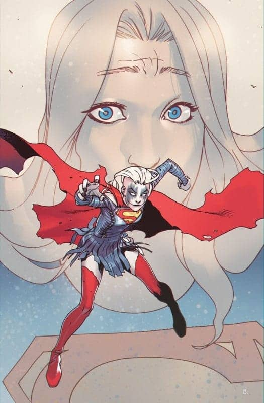 DC December Solicits Supergirl #37
