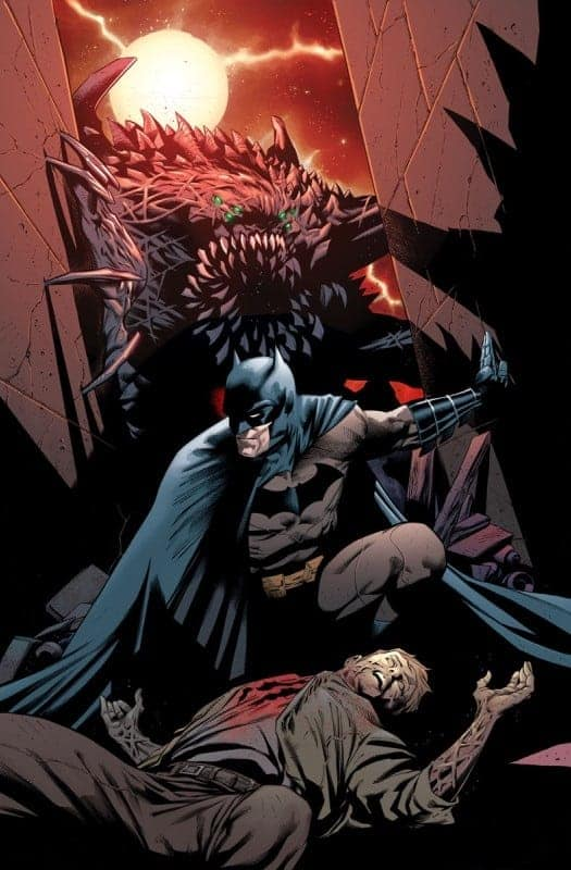 DC December Solicits Detective Comics #1018