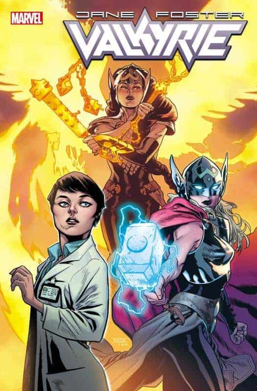 Marvel December Solicits Valkyrie