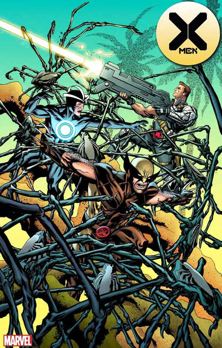 X-Men in Venom Island