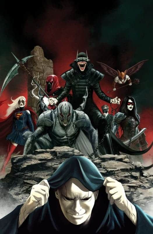 DC December Solicits Year of the Villain Hell Arisen