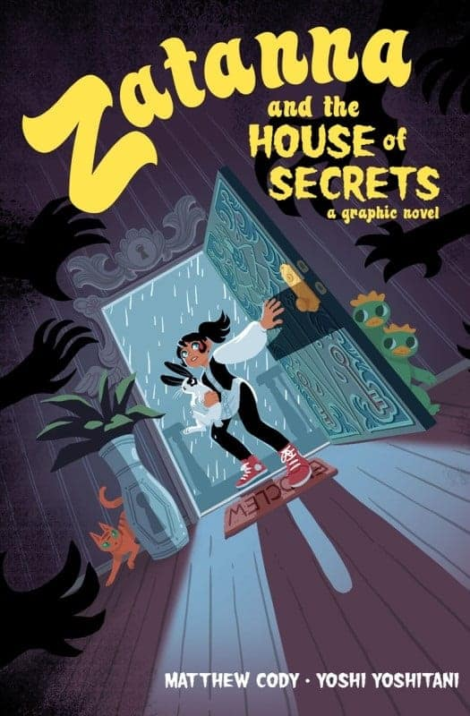 DC December Solicits Zatanna and the House of Secrets