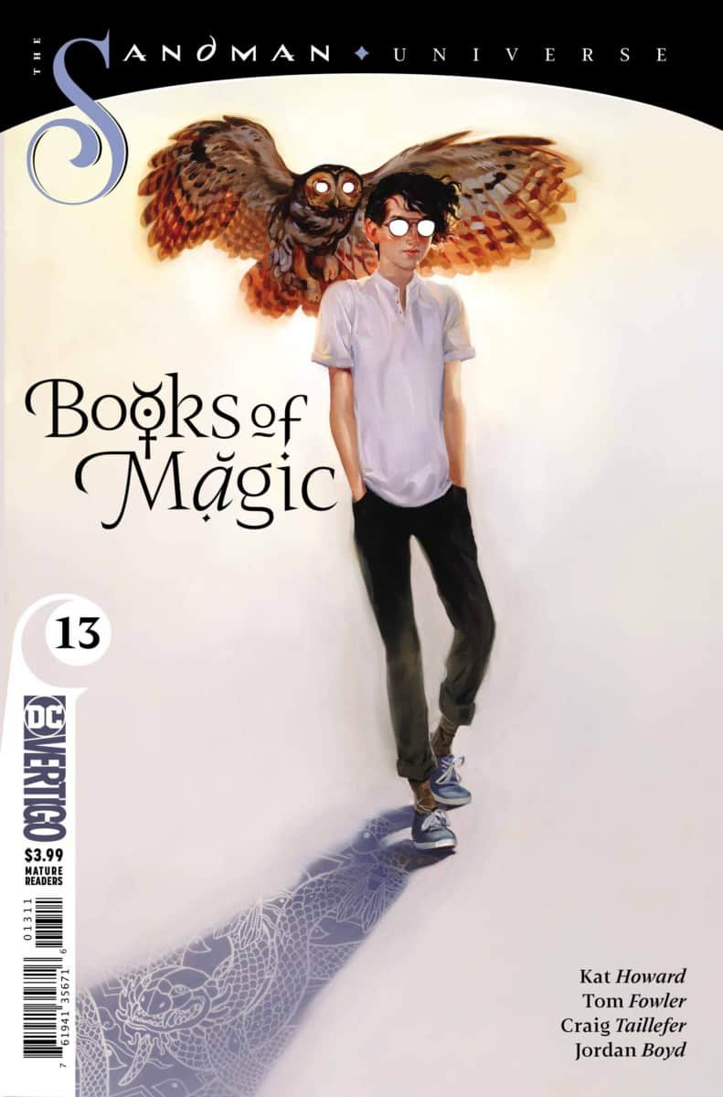 Book of Magic #13