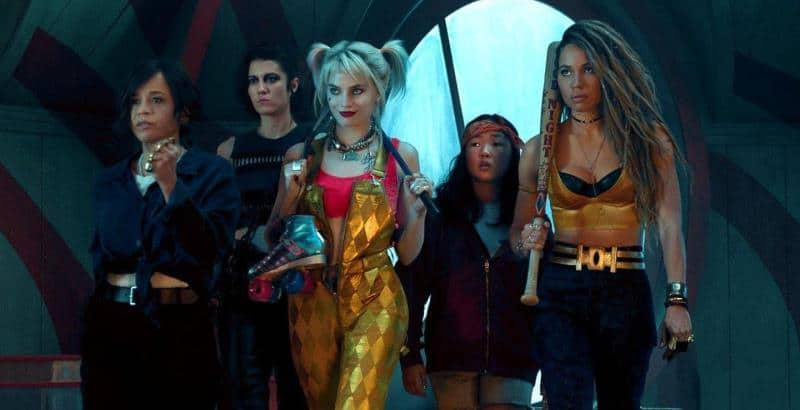 Birds of Prey Trailer: The Birds