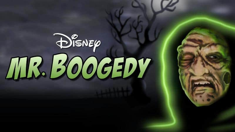 Disney Plus Strange Boogedy