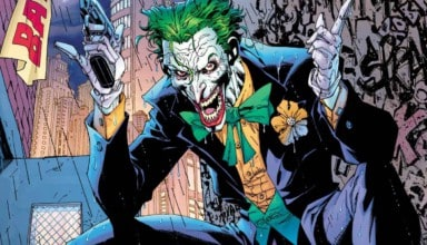 The Joker Laughs Feature