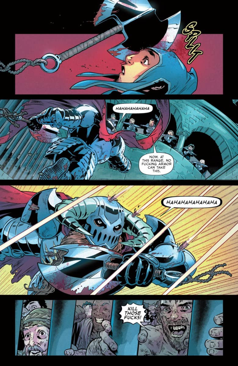 Splitting Headaches in Reaver #5