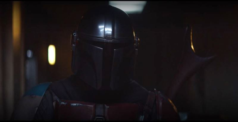 Mandalorian: Mandy Himself