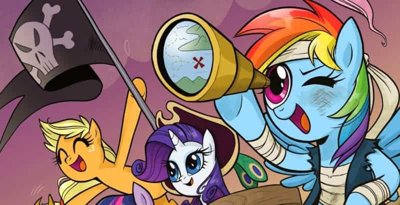 Piracy: MLP